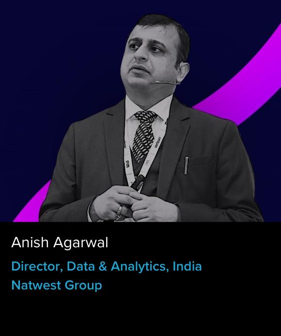 Anish Agarwal spk